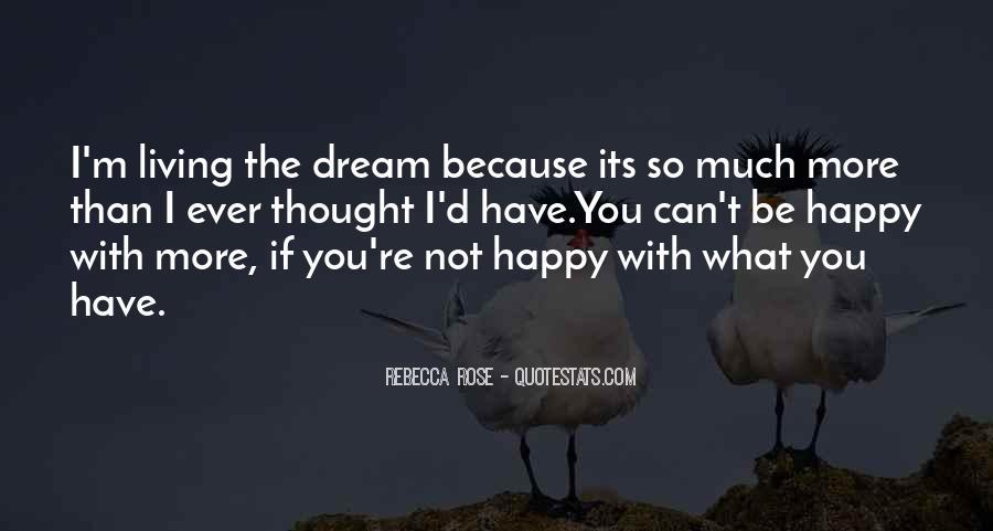 Dream'd Quotes #255577