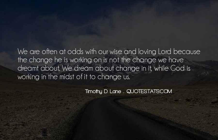 Dream'd Quotes #287503