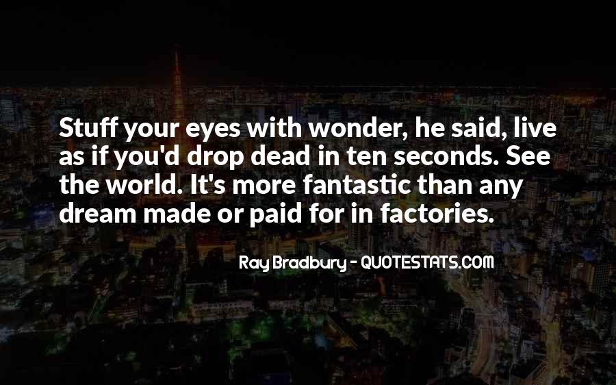 Dream'd Quotes #292759