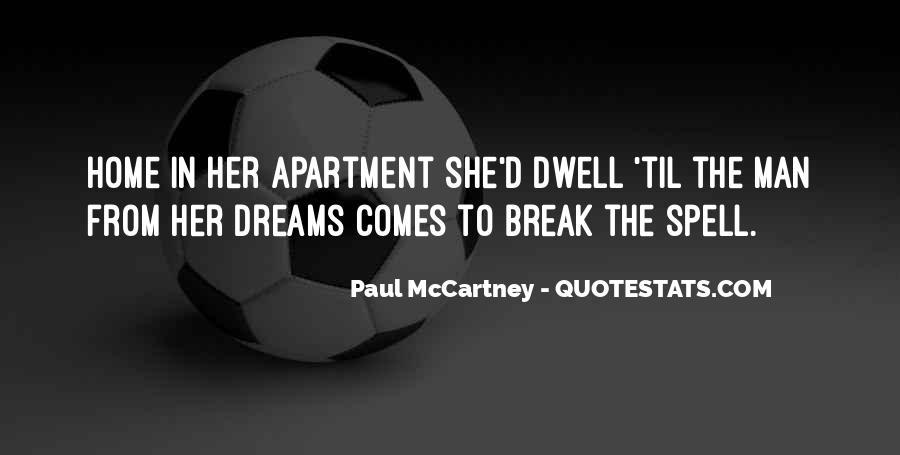 Dream'd Quotes #352185