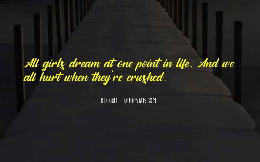 Dream'd Quotes #356936