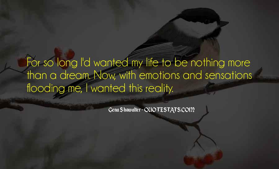 Dream'd Quotes #37024