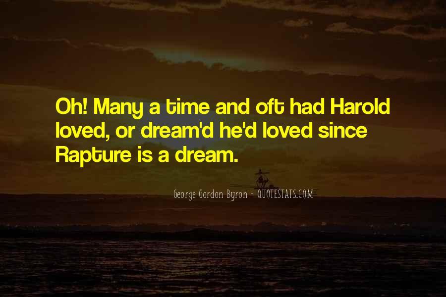 Dream'd Quotes #411000