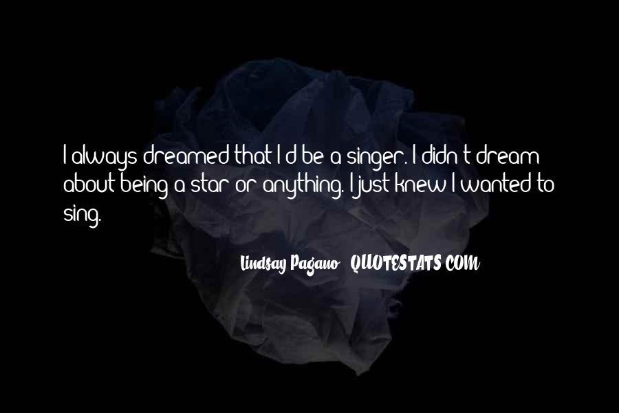 Dream'd Quotes #430297