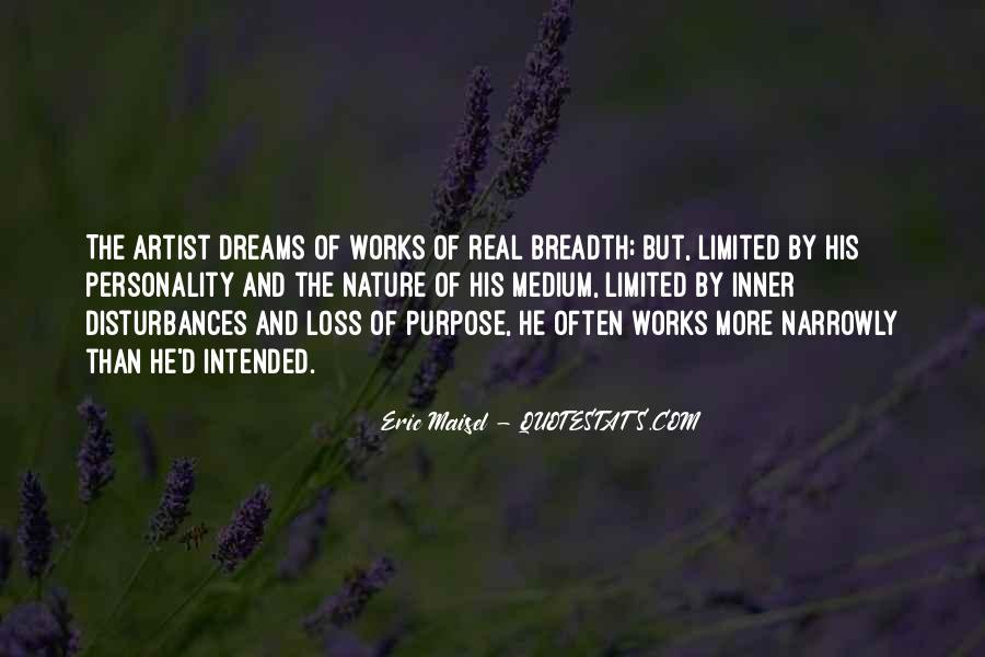Dream'd Quotes #438059