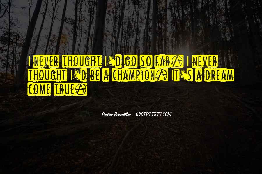 Dream'd Quotes #73292