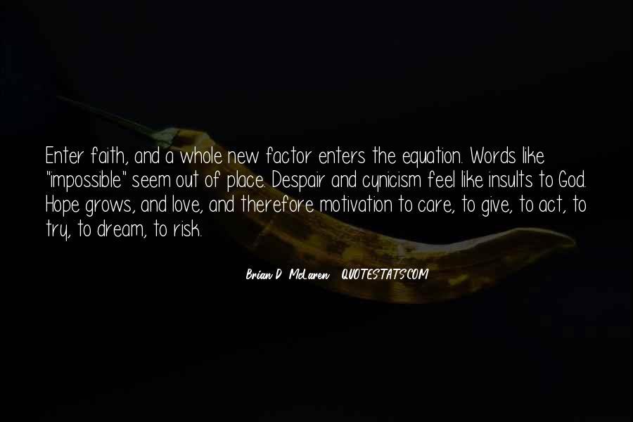 Dream'd Quotes #79447