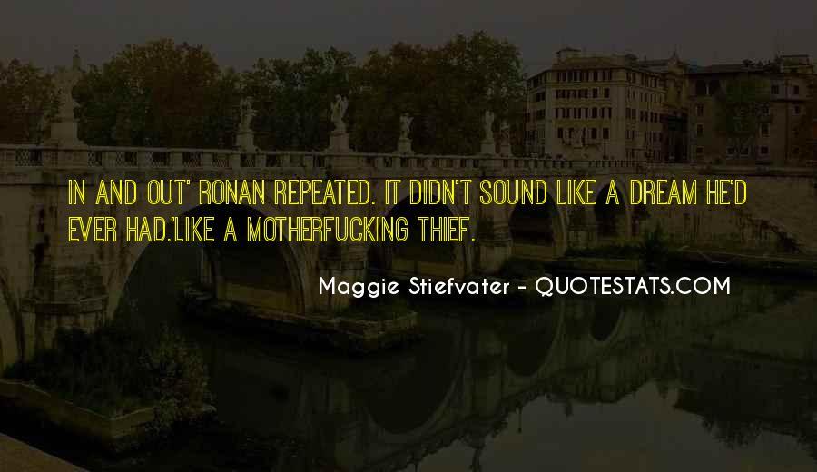 Dream'd Quotes #83888