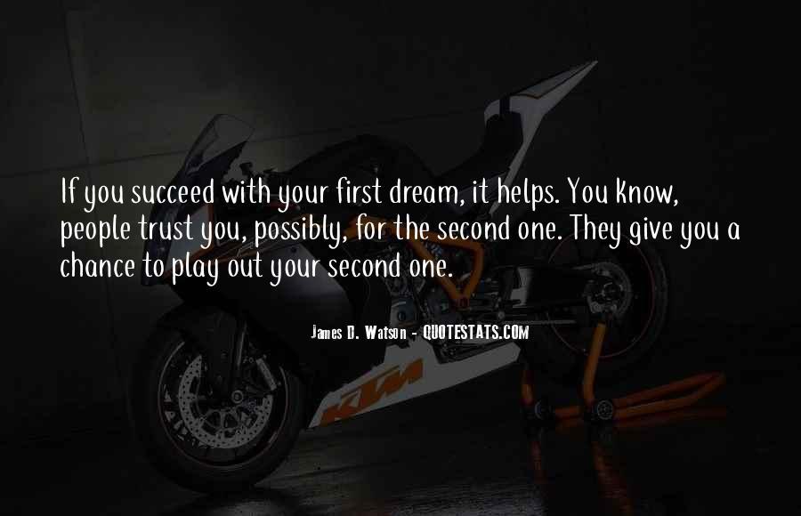 Dream'd Quotes #93503