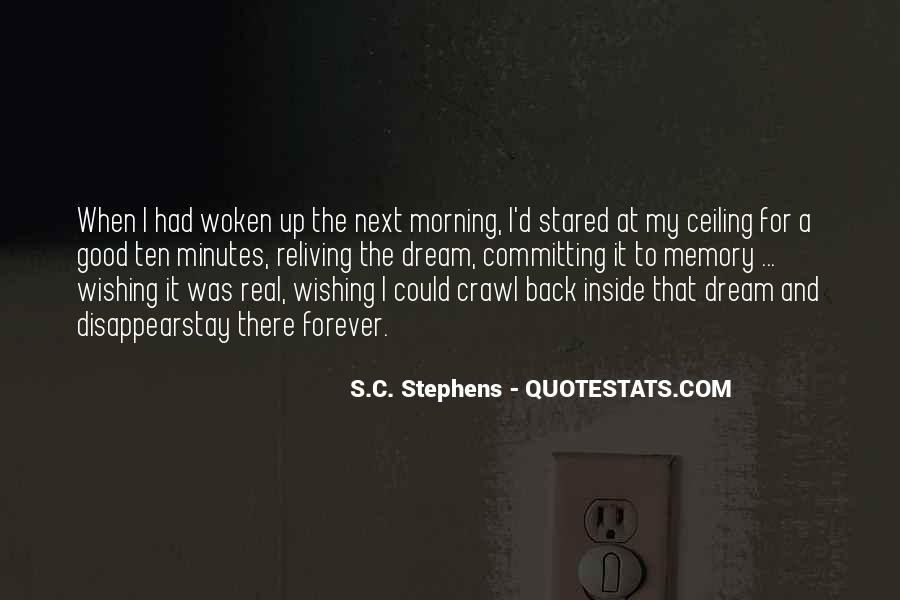 Dream'd Quotes #97285