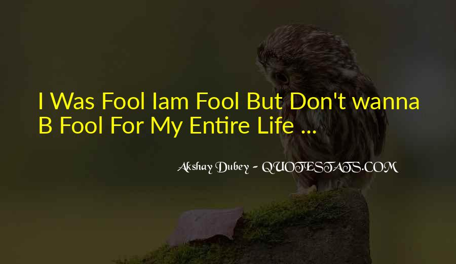 Dubey Quotes #247511