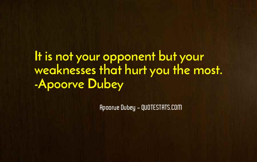 Dubey Quotes #819369