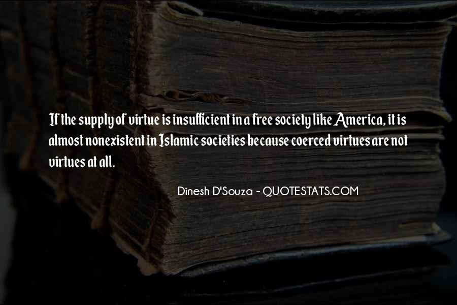 Quotes About Islamic Society #178030
