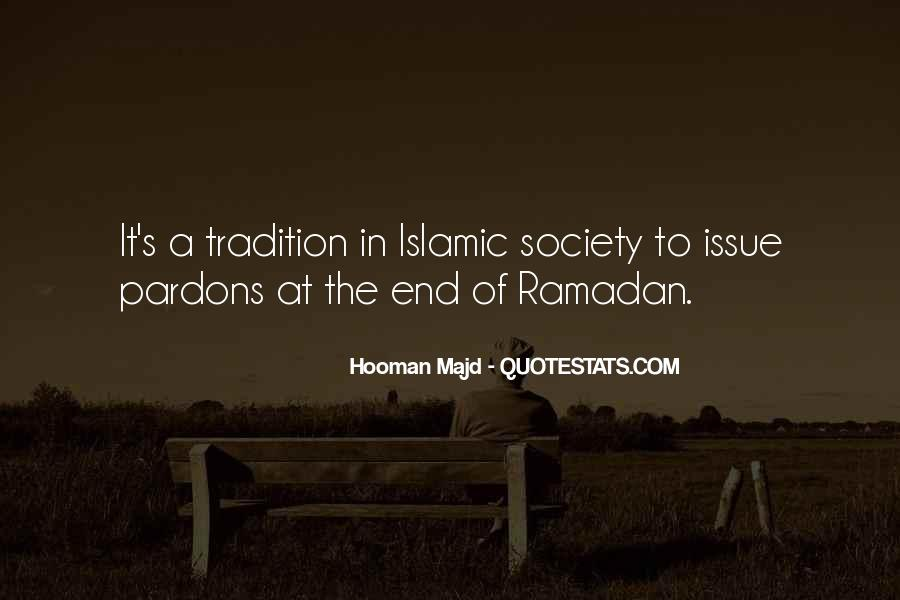Quotes About Islamic Society #1796684