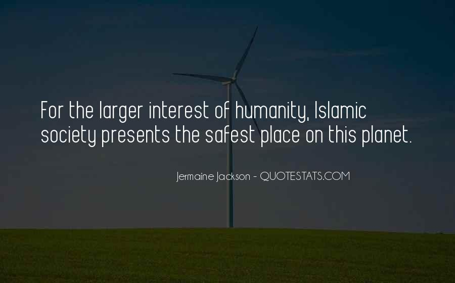 Quotes About Islamic Society #1862894