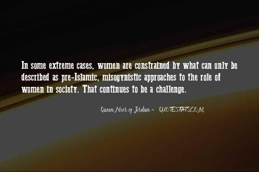 Quotes About Islamic Society #336248