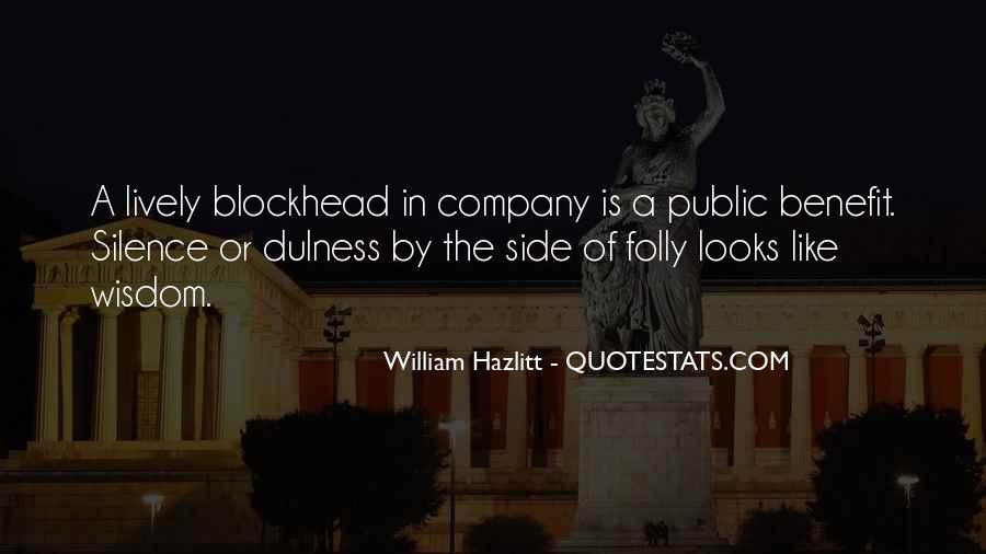 Dulness Quotes #560931