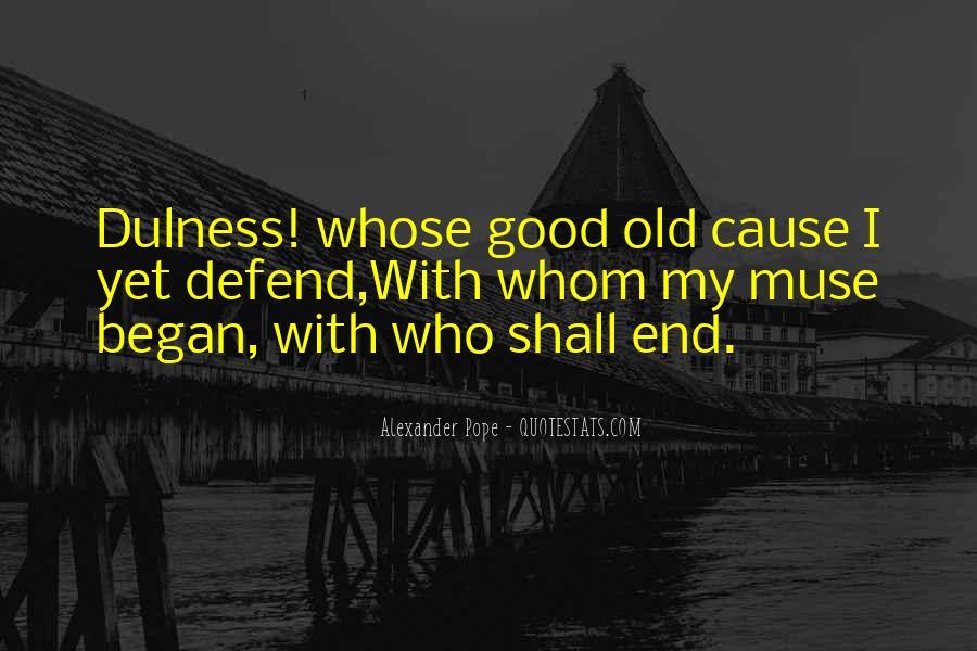 Dulness Quotes #676956