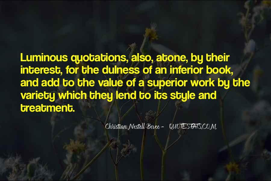 Dulness Quotes #713634