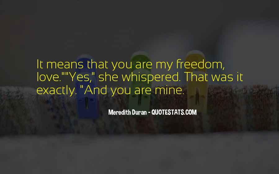 Duran's Quotes #135825
