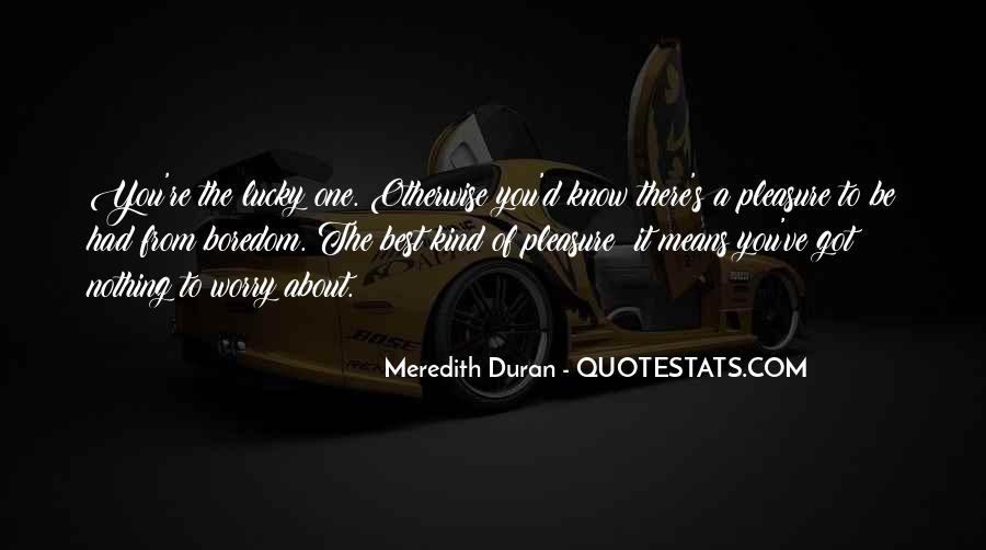 Duran's Quotes #1821904