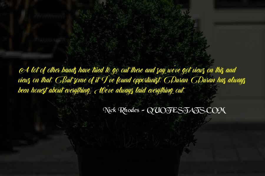Duran's Quotes #240995