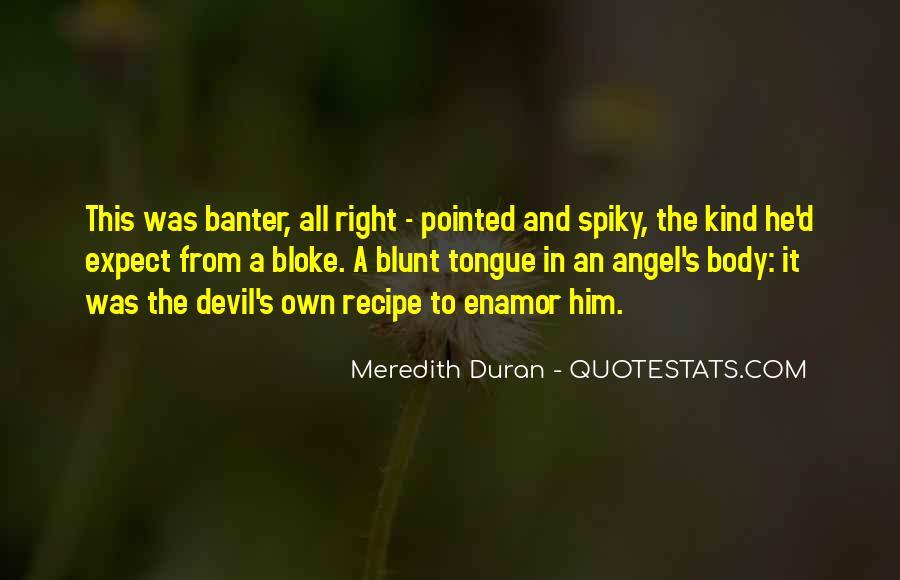 Duran's Quotes #268581