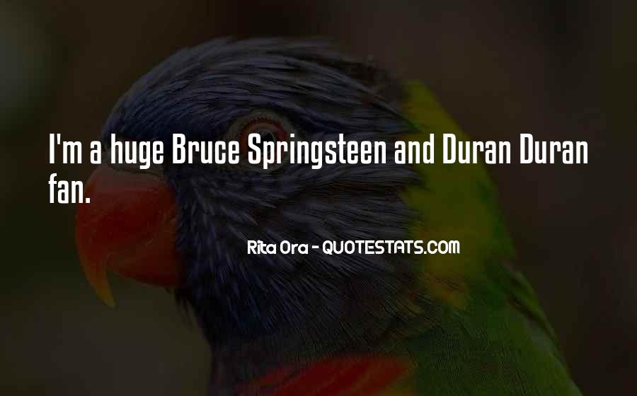 Duran's Quotes #396754