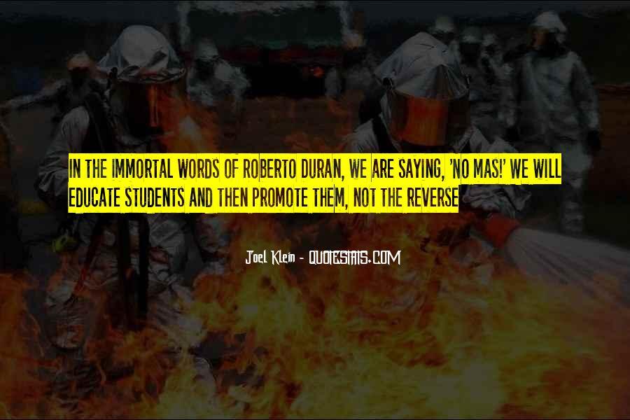 Duran's Quotes #399103