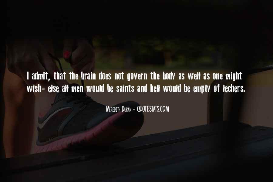 Duran's Quotes #454708