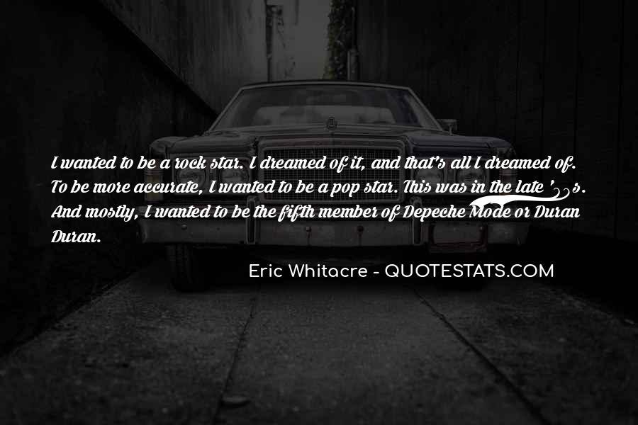 Duran's Quotes #495744
