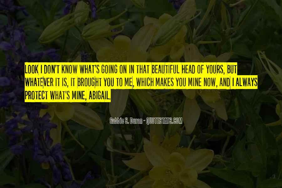 Duran's Quotes #628167
