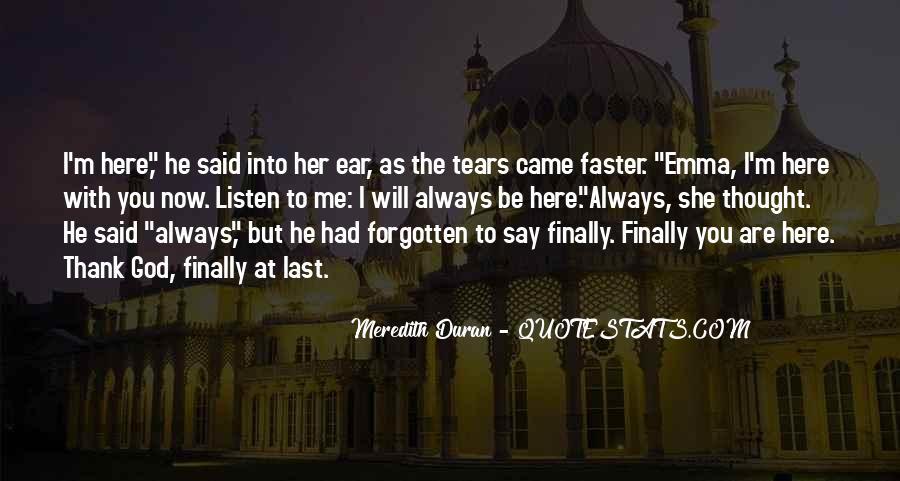 Duran's Quotes #636998
