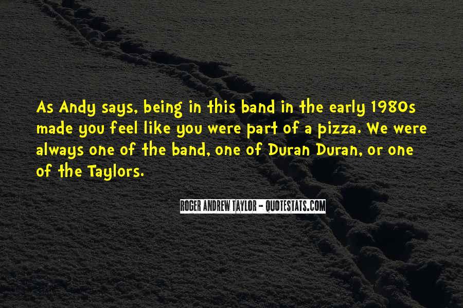 Duran's Quotes #685259