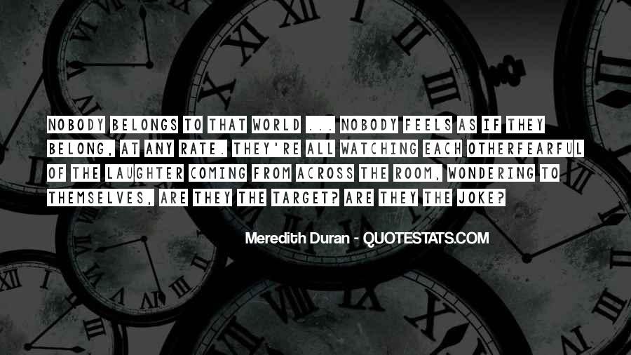 Duran's Quotes #832970