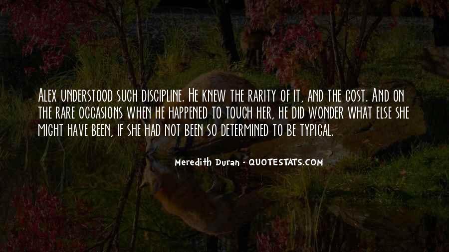 Duran's Quotes #906160