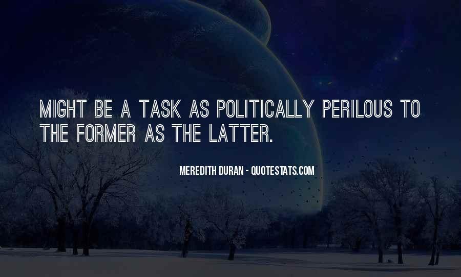 Duran's Quotes #955042