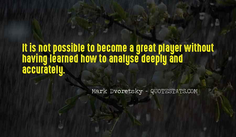 Dvoretsky's Quotes #1068979