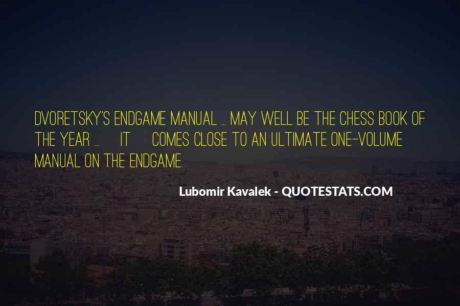 Dvoretsky's Quotes #534867