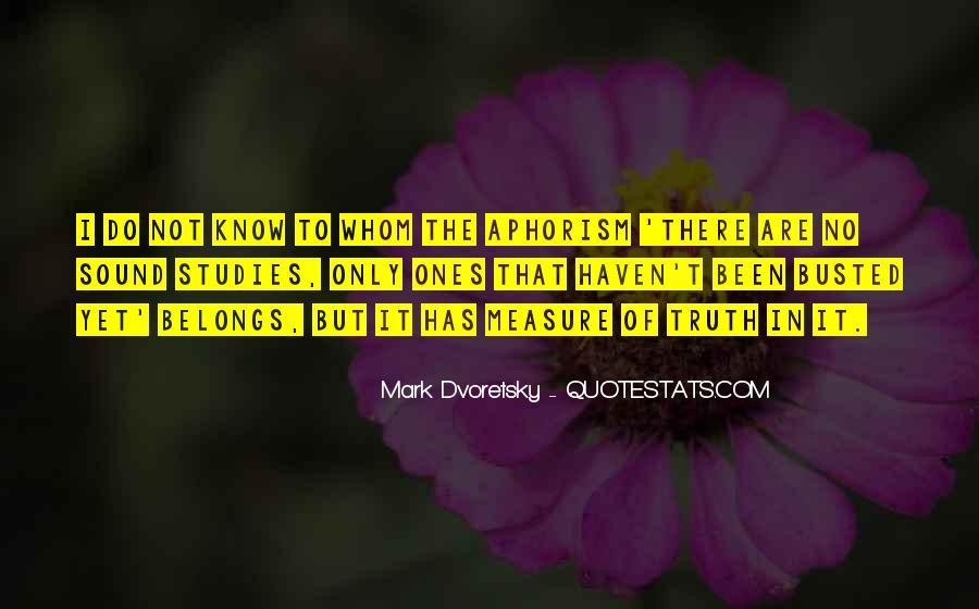 Dvoretsky's Quotes #808015