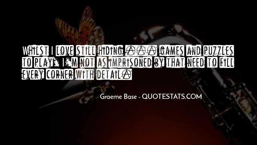Quotes About Puzzles And Love #1698444