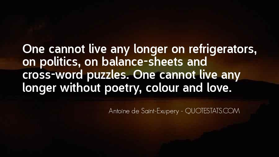 Quotes About Puzzles And Love #1836638