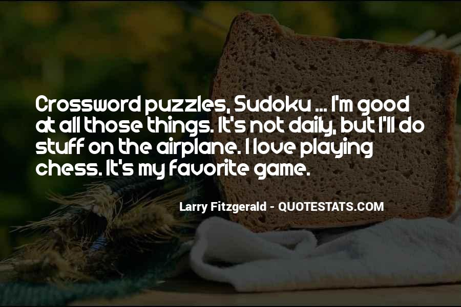 Quotes About Puzzles And Love #521294