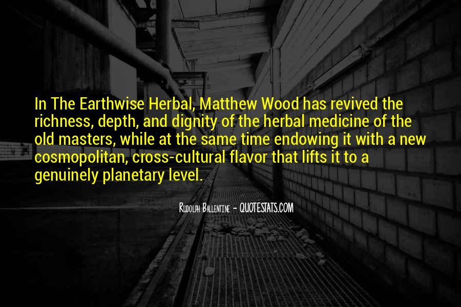 Earthwise Quotes #1351013
