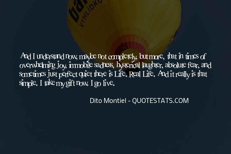 Quotes About Not Perfect Life #580698