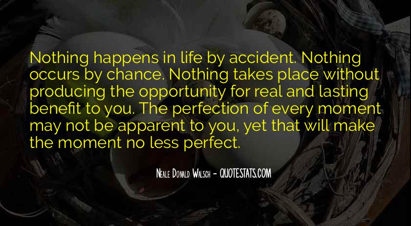 Quotes About Not Perfect Life #592255