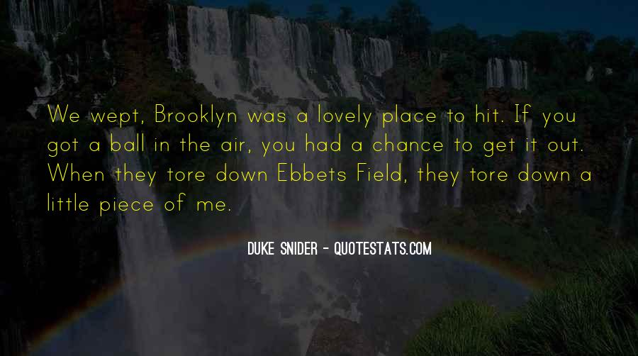 Ebbets Quotes #549566