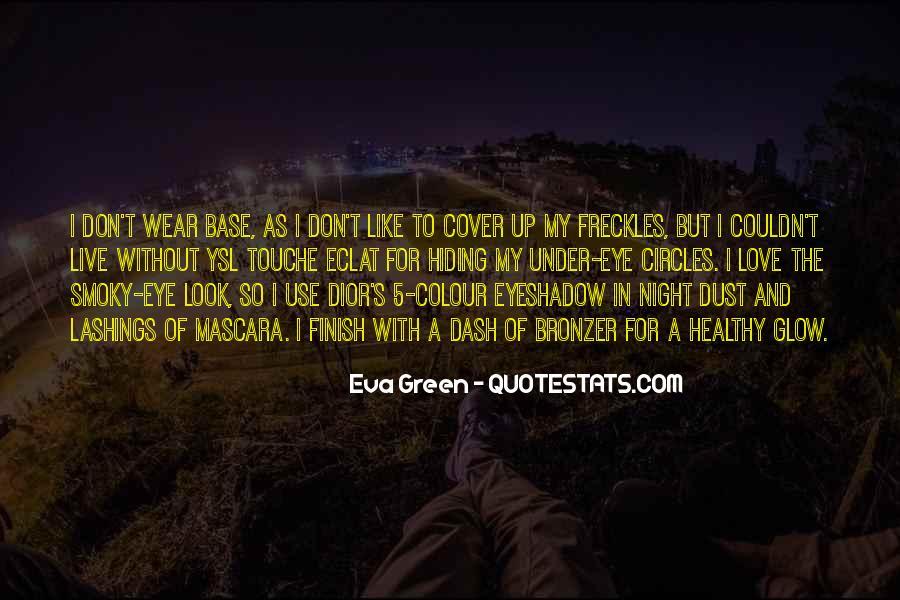 Eclat Quotes #1087765