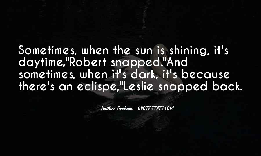 Eclispe Quotes #1692306