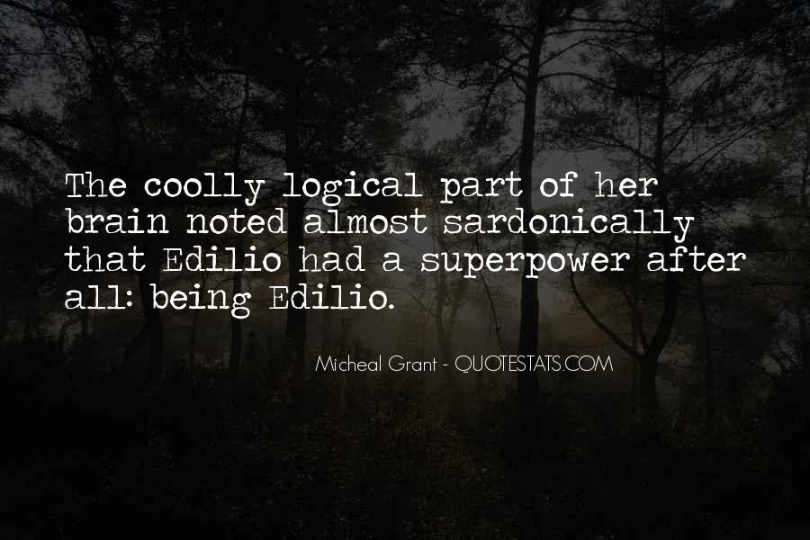 Edilio's Quotes #1717
